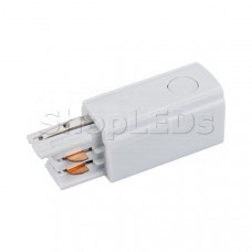 Коннектор питания LGD-4TR-CON-POWER-L-WH (C)