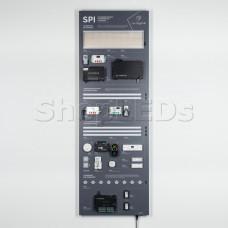 Стенд SPI-S1-1760х600mm (DB 3мм, пленка, лого) (Arlight, -)