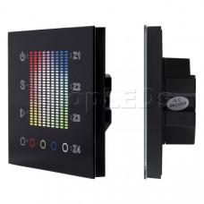 Панель SR-2300TP-IN Black (DALI, RGBW)