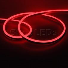 Гибкий неон SL SMD2835, 120led/m, 12V, 8х16мм (красный)