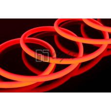 Термостойкая светодиодная лента SMD 2835 120LED/m IP68 24V Red